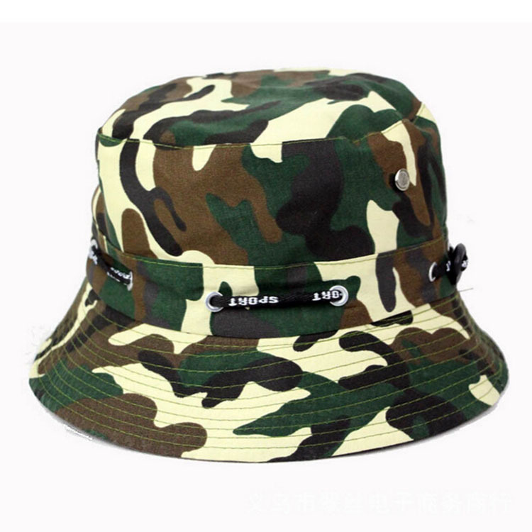 Get Quotations · Outdoor Camouflage Buckets Hat For Men  c7a37fbf2b