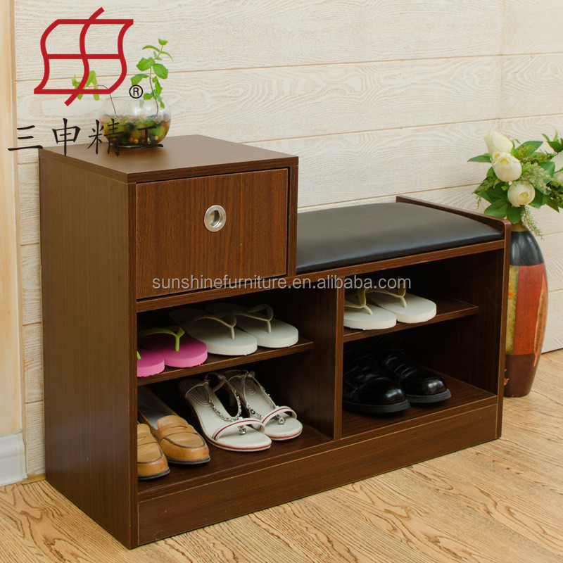 wooden shoe storage cabinet 3 doors 5 doors shoe rack. Black Bedroom Furniture Sets. Home Design Ideas