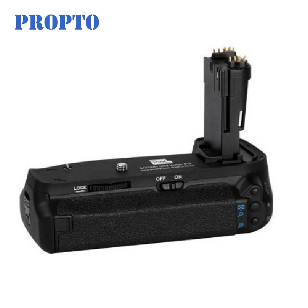 ProPto® Replacement MB-D14 Multi Battery Power Pack Battery Grip for Nikon D600 Digitla SLR Camera