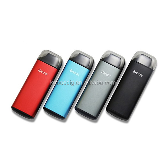 2017 aspire breeze kit with 650mAh aspire All-In-One Starter Kit vs smok vape pen kit stick