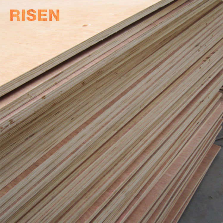 Manufacturer bent commercial plywood board for furniture