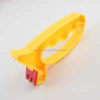 Mini sharpener for knife and scissors