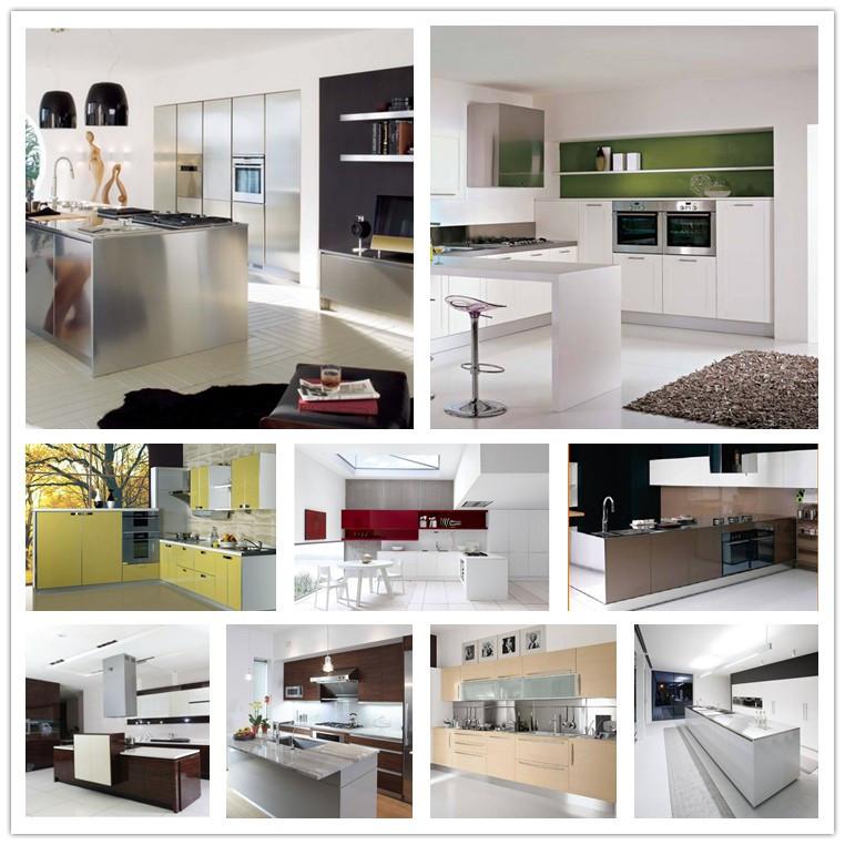 Lackiert Küche Insel Design Für Verkauf Mit Moderate Küchenschrank ...
