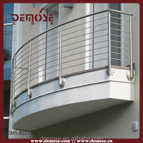 Vertical Cable Railing Systems/stainless Steel Decking