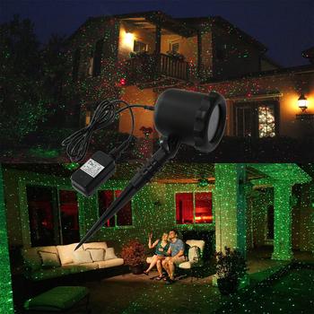outdoor star christmas laser lights effects laser lights 12v2a china garden light with rf