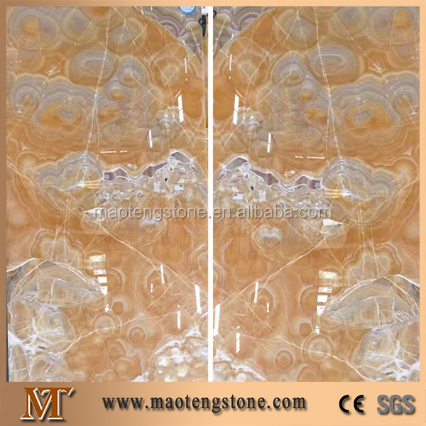 Beautiful building design wall tiles slab sale onyx raw stone blocks