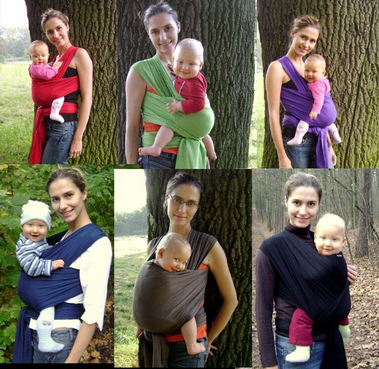 High Quality Baby Cotton Wraps Baby Carrier Wrap Cheap Price Baby