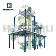 Hengmu manufactory animal feed mill mixer/hammer mill/small animal feed pellet mill