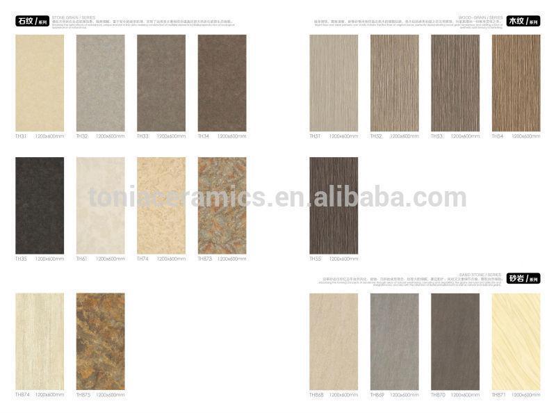 4.8mm Slim Porcelain Exterior Wall Tile Thin Tile Price Ceramic ...