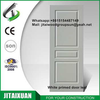 Hollow Core 30 X 80 Interior Door Size With White Primed Door Panel