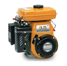 Aie-gekoeld <span class=keywords><strong>Robin</strong></span> <span class=keywords><strong>motor</strong></span> 3.5HP 5HP benzinemotor EY15 EY20 recoil start