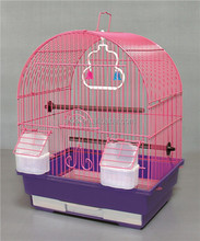 High quality Portable Foldable Bird Cage metal bird cage A17