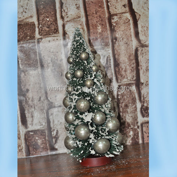 Tabletop Artificial Christmas Tree With