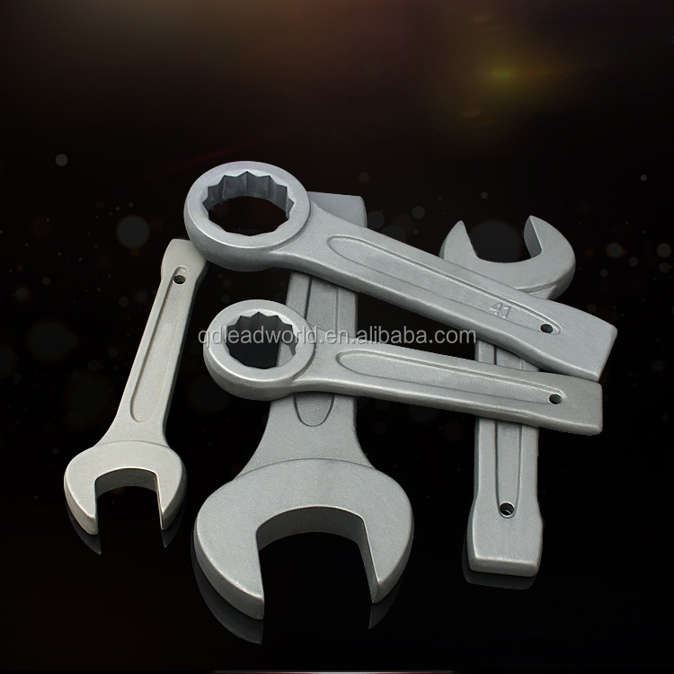 Ring And Open Hammer Wrench Non Sparking Tools