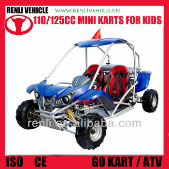 renli 125cc electric mini go kart buy mini go kart. Black Bedroom Furniture Sets. Home Design Ideas
