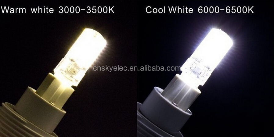 New Product 3.5w G9 Led Bulb Price Dimmable Led G9 2700k 4000k G9 ...