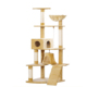 Factory customized promotional cat tree parts, cat tree toy