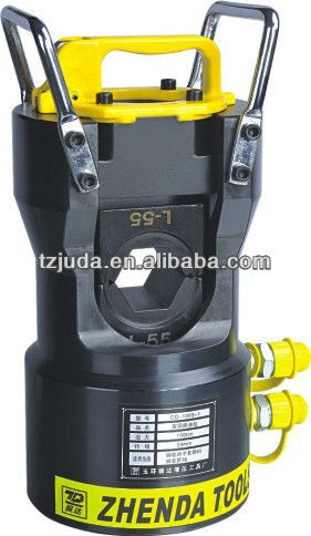 co-100s hydraulic manual pipe crimper and crimping tools for pressing fittings and hand manual clamping tools