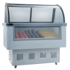 LK-1.2LDF ice cream or popsicles display refrigerator freezer