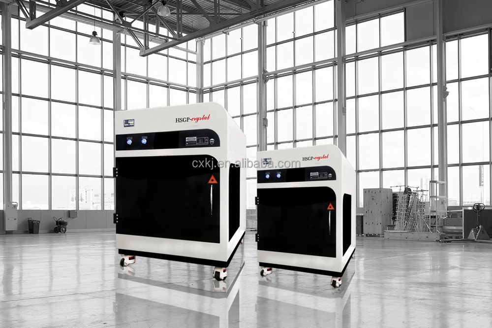 CO2 3D laser cutting engraving machine for crystal