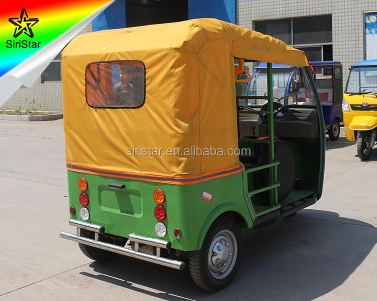Tuktuk Electric Tricycle Bajaj And Three Wheeler Auto Rickshaw In Price