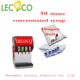 LECOCQ Low price quick delivery sour cherry concentrate