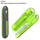 RLS601 New product toothbrush sanitizer holder travel
