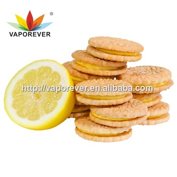 Lemon Cookie <b>E Cig</b> Liquid <b>Flavors Concentrated Flavour</b> For <b>E</b> ...