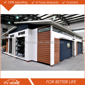 YY Home mobile living house container aluminium windows and doors for sale