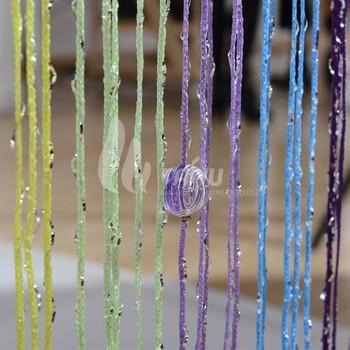 Beauty String Tassel Curtain Crystal Beads Door Window Panel Room Divider Decor & Beauty String Tassel Curtain Crystal Beads Door Window Panel Room ...