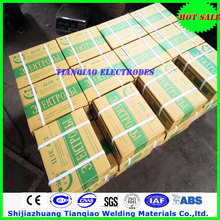 Tianqiao Bridge Brand Manufacturer Products E6013 Welding Electrode Type E7018