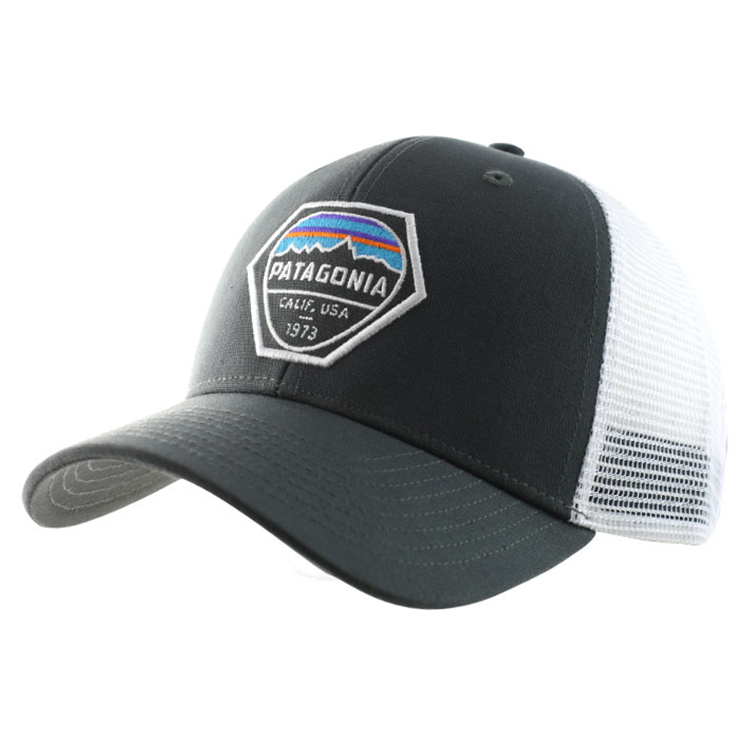 Hongxiong hat factory OEM 2d embroidery popular custom plain trucker baseball <strong>cap</strong>