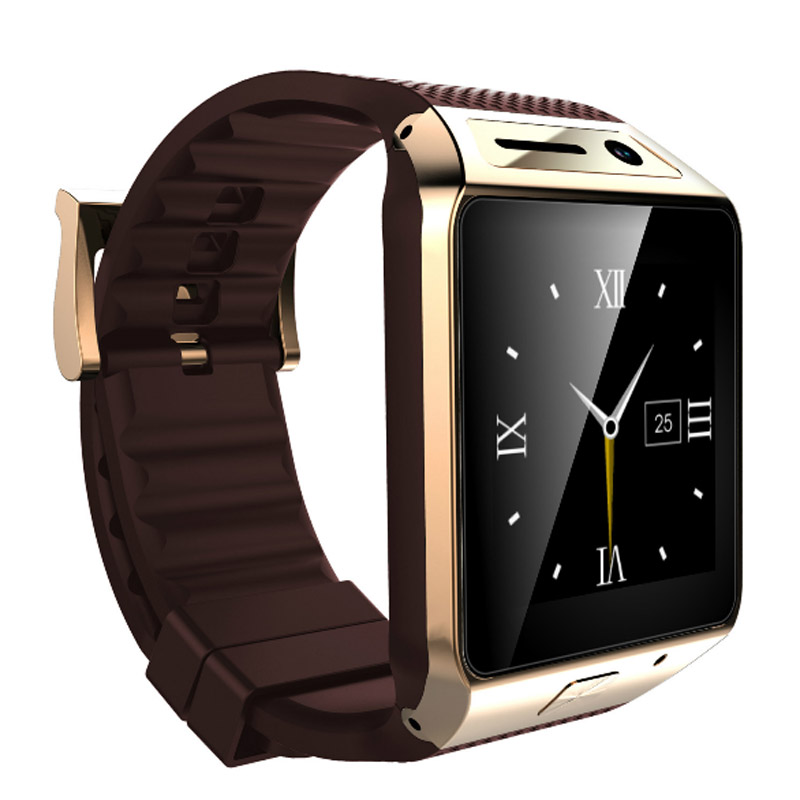 Montre Connecter GV08 Smart Watch GV08S 1.5 Inch 2M Camera