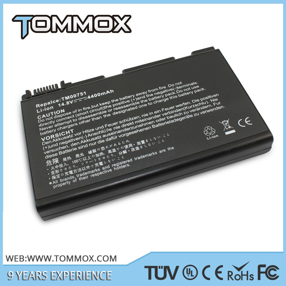 Manufactory company Laptop power Battery For Acer Extensa 5210 5220 5320
