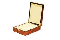 Gift & Craft Industrial Use And Accept OEM Rectangular Wooden Jewelry Box