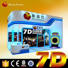 Smart cabin indoor 7d cinema simulator mongol kino