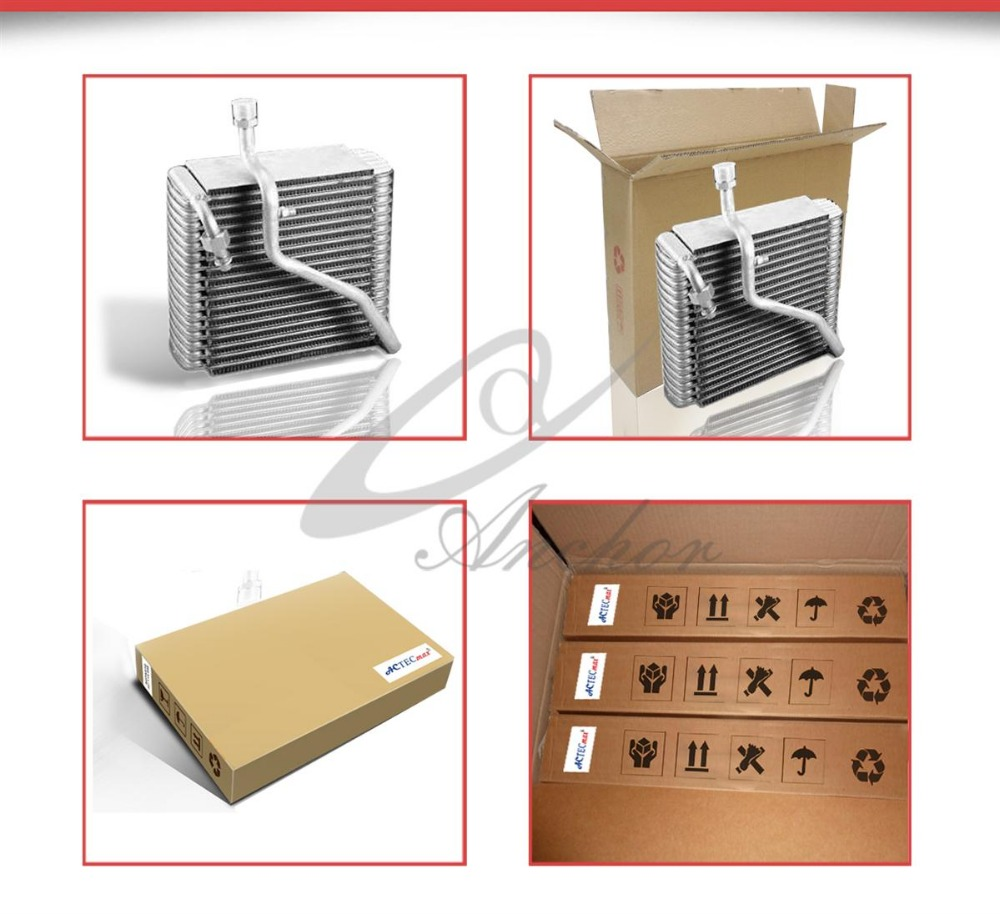 China Evaporator Core Manufacturers And Hyundai Matrix Suppliers On