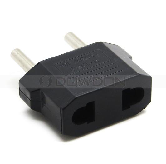 Universal Standard to EU Plug EU US Adapter Plug AC Power Adapter for Travel Use 220v to 110v Plug Adapter
