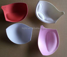 Foam laminated fabric for bra pad/bra cup