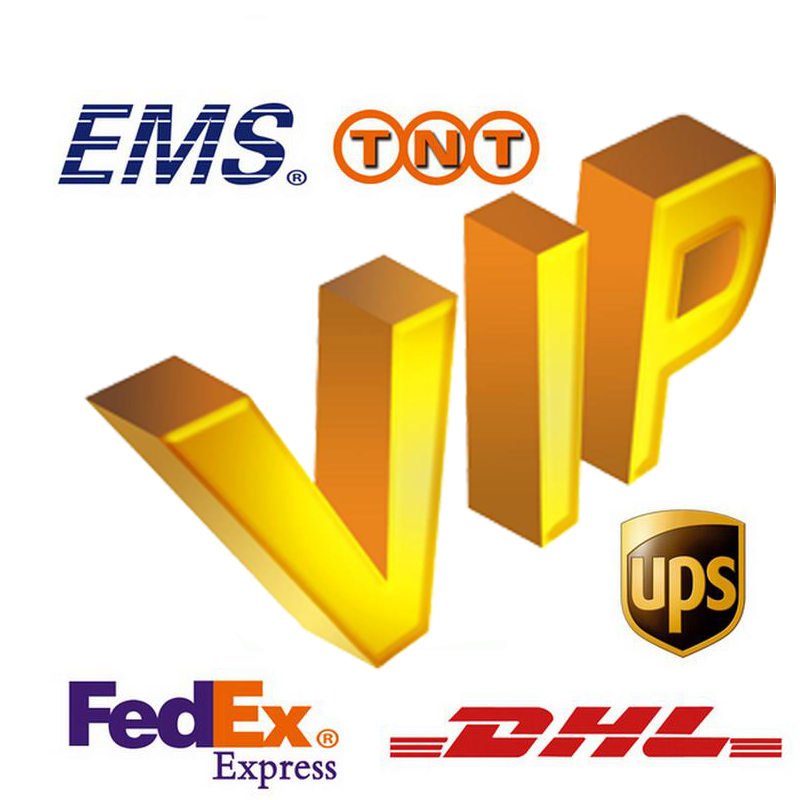BETTER WIN Extra fee for DHL EMS TNT <strong>FEDEX</strong> UPS Shipping fees customize fees other fees