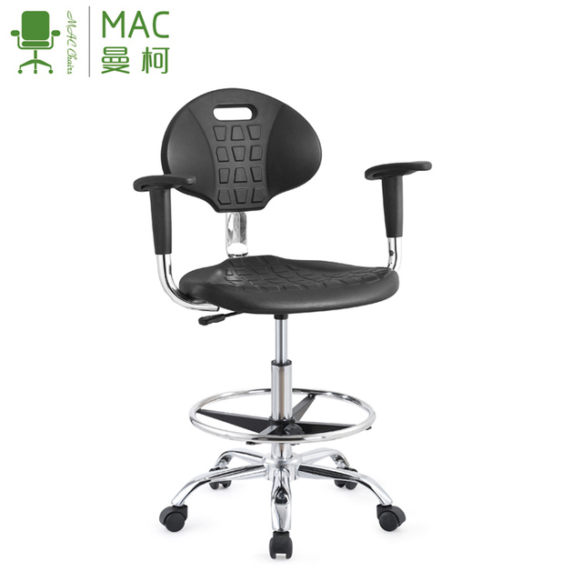 Cool High Back Lab Stool Chair With Metal Footring Buy Lab Stool Chair Metal Bar Stool High Chair Bar Stool Chair Bar Stool High Chair Product On Andrewgaddart Wooden Chair Designs For Living Room Andrewgaddartcom