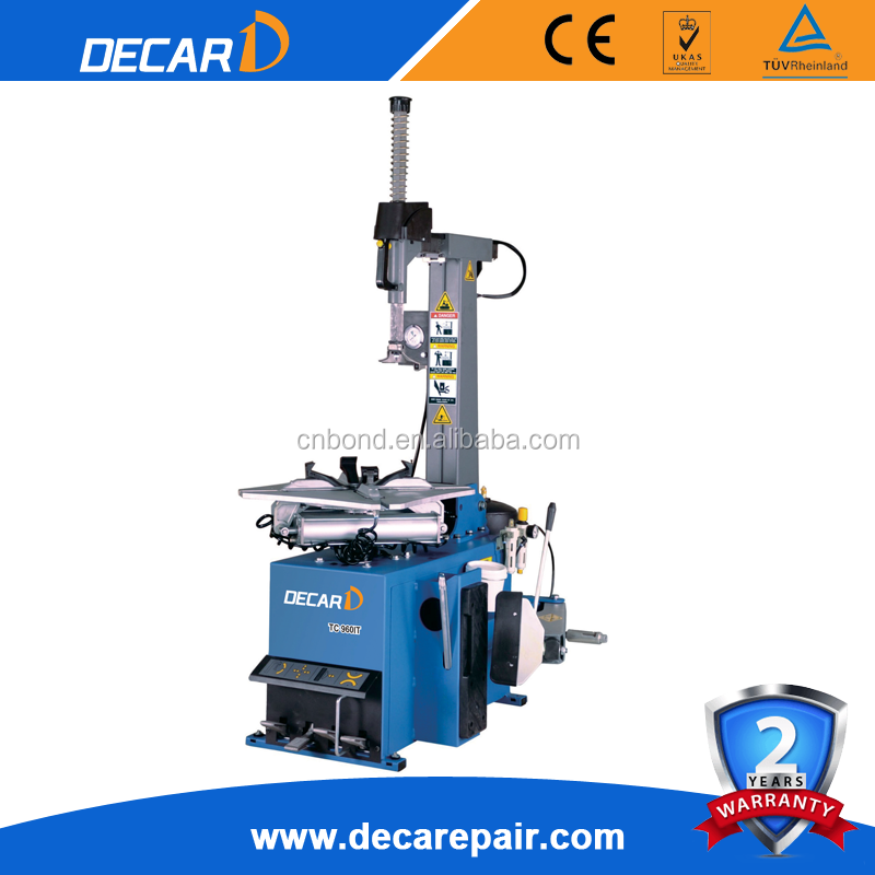 TC960IT italy tyre changer sicam mount head in decar