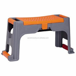 3 in 1 Garden Kneeler Stool Seat With Tool Box