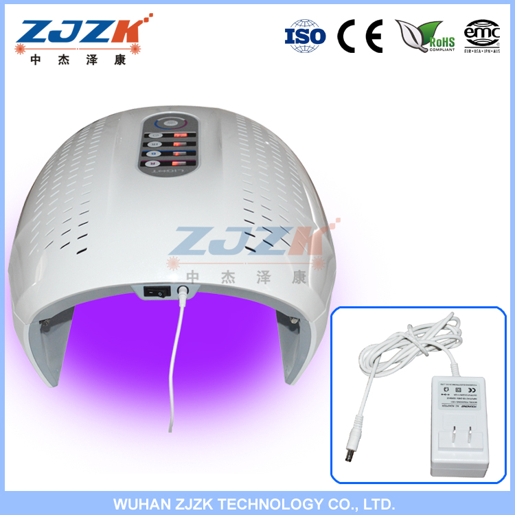 Portable infrared led light therapy skin care device benefits of led light therapy for skin