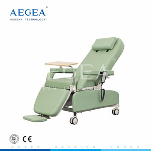 Advanced donation phlebotomy pressure equipment electric blood chair