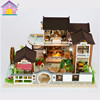Classical Wholesale Kids Doll House Miniature, Diy Doll Houses For Sale