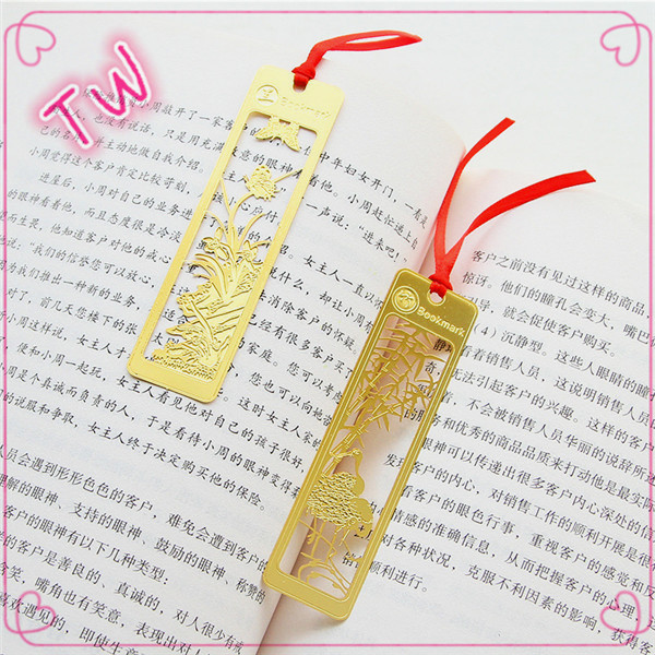 New stationery products school office <strong>arts</strong> and crafts cheap price custom design different shapes of metal bookmarks for books