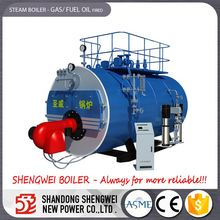 Fast Delivery Fine Price Gas Heating Industrial Boiler Steam