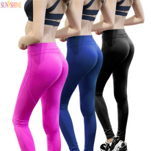 Non-Slip Silica Gel Butt Lift Yoga Pants Body Up Fitness Wear