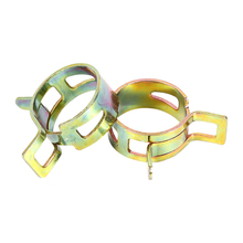 Autos Fuel Hose Spring Clips/Water Pipe Air Tube Clamps Fastener